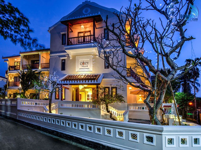COZY HỘI AN BOUTIQUE VILLAS