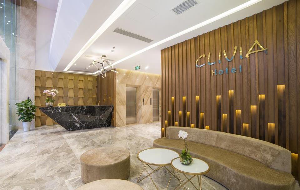 KHÁCH SẠN CLIVIA HOTEL & SUITE ĐÀ NẴNG